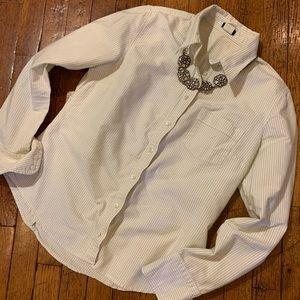 J.Crew Heavyweight Button-Down Shirt